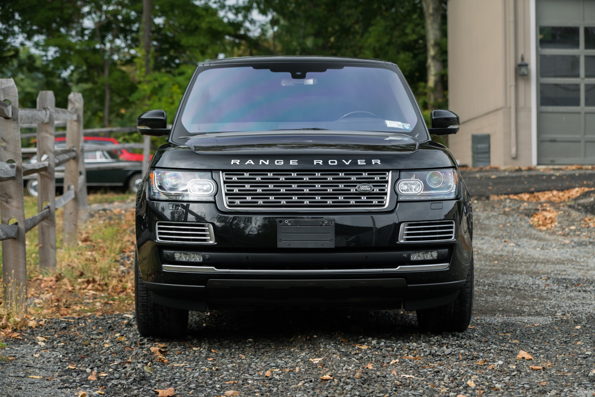 2015 land rover range rover autobiography lwb black edition autobiography black used land. Black Bedroom Furniture Sets. Home Design Ideas